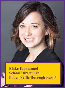 Blake Emmanuel, School Director in Phoenixville Borough East 3 - 223x300