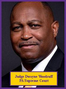 Judge Dwayne Woodruff, PA Supreme Court 223x300