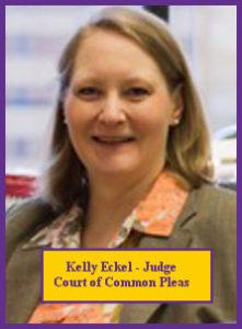 Kelly Eckel - Judge, Court of Common Pleas, Delaware County 223x300