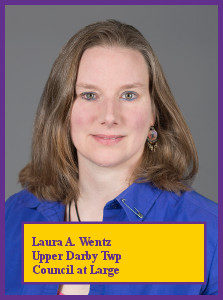 Laura A. Wentz, Candidate for Upper Darby Twp Council at Large 223x300