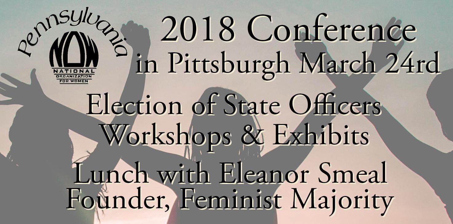 Pennsylvania National Organization for Women | Taking Action